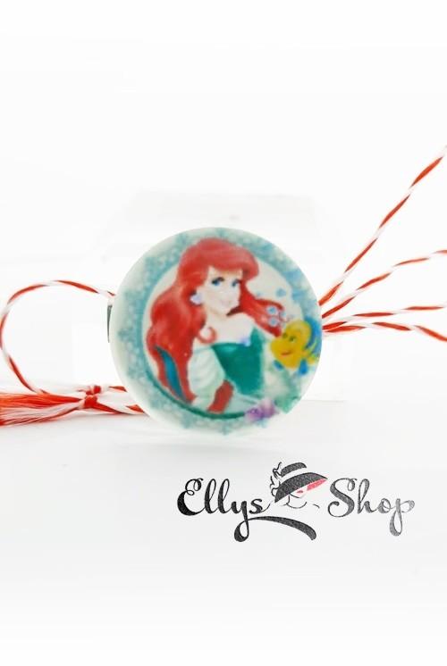 Brosa martisor fetite Ariel