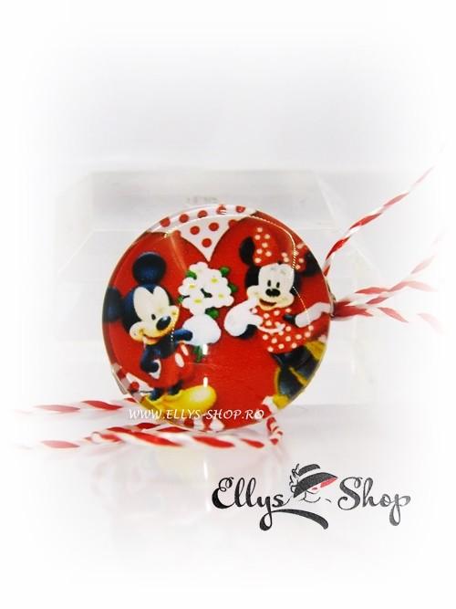 Martisoare copii Minnie si Mickey
