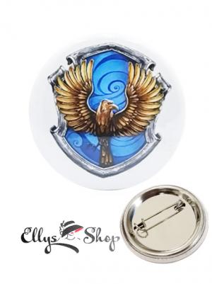 Insigna Harry Potter casa Ravenclaw model 2