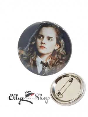 Insigna Harry Potter - personaj Hermione Granger